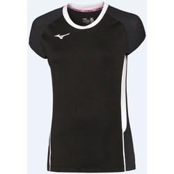 Oblačila Ženske Majice s kratkimi rokavi Mizuno Premium High Kye Črna