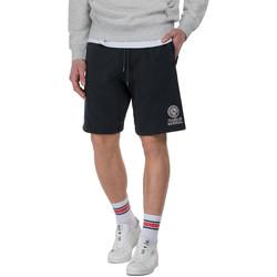 Oblačila Moški Kratke hlače & Bermuda Franklin & Marshall Short Franklin & Marshall Classique noir