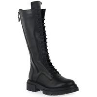 Čevlji  Ženske Mestni škornji    Priv Lab A61 VIT NERO Nero