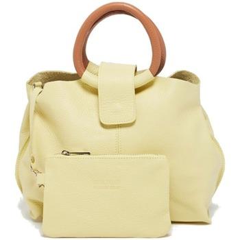 Torbice Ženske Ročne torbice Victor & Hugo ILANA JAUNE CLAIR