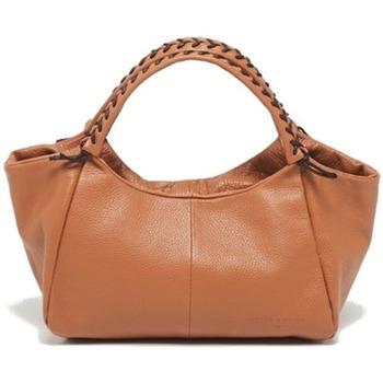 Torbice Ženske Ročne torbice Victor & Hugo ANNA CAMEL