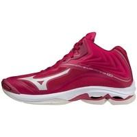 Čevlji  Ženske Šport Mizuno Wave Lightning Z6 Mid Roza