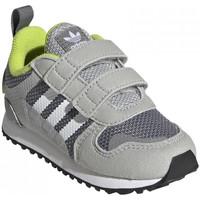 Čevlji  Otroci Tek & Trail adidas Originals Zx 700 hd cf i Siva