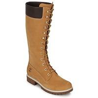 Čevlji  Ženske Mestni škornji    Timberland WOMEN'S PREMIUM 14IN WP BOOT Cognac