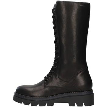 Čevlji  Ženske Mestni škornji    IgI&CO 8186200 BLACK
