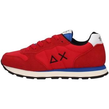 Čevlji  Dečki Nizke superge Sun68 Z41301 RED