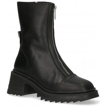 Čevlji  Ženske Gležnjarji Luna Collection 58556 Črna