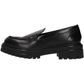 Čevlji  Ženske Mokasini Vsl 6431/INN BLACK