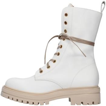 Čevlji  Ženske Mestni škornji    Vsl 7166/INN WHITE