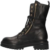 Čevlji  Ženske Gležnjarji Vsl 7195/INN BLACK