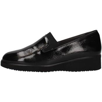 Čevlji  Ženske Mokasini Melluso R35121A BLACK