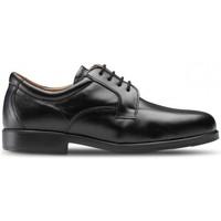 Čevlji  Moški Čevlji Derby Feliz Caminar ZAPATO SANITARIO HOMBRE LORD Črna