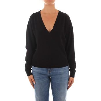 Oblačila Ženske Puloverji Marella COLORE BLACK