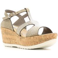 Čevlji  Ženske Sandali & Odprti čevlji Keys 5457 Rjav