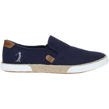 Čevlji  Moški Slips on U.s. Golf S19-SUS801 Modra