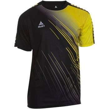 Oblačila Dečki Majice s kratkimi rokavi Select T-shirt enfant  Player Comet noir