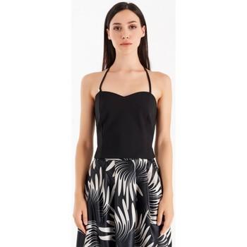 Oblačila Ženske Topi & Bluze Rinascimento CFC0105101003 Črna