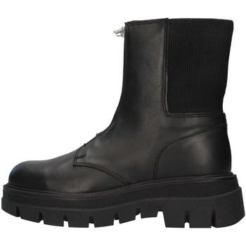 Čevlji  Ženske Gležnjarji Inuovo 753134 BLACK