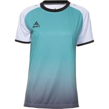 Oblačila Ženske Majice s kratkimi rokavi Select T-shirt femme  Player Femina