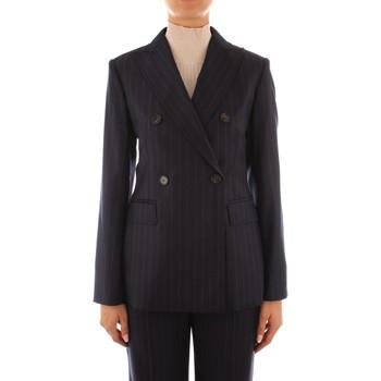 Oblačila Ženske Jakne & Blazerji Maxmara Studio SALITA BLUE