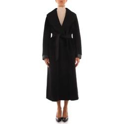 Oblačila Ženske Plašči Maxmara Studio UDITO BLACK