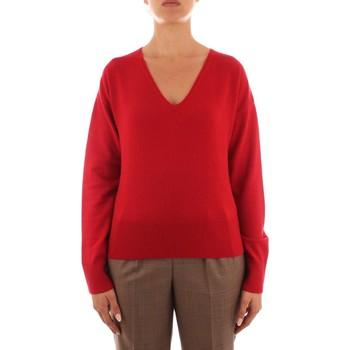 Oblačila Ženske Puloverji Maxmara Studio SERENA RED