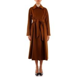 Oblačila Ženske Plašči Maxmara Studio VENAS BROWN