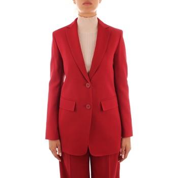 Oblačila Ženske Jakne & Blazerji Maxmara Studio CARPAZI RED