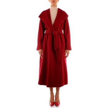 Oblačila Ženske Plašči Maxmara Studio DANTON RED