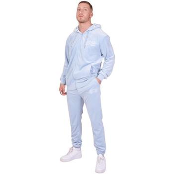 Oblačila Moški Trenirka komplet Project X Paris Jogging Velvet Logo bleu ciel