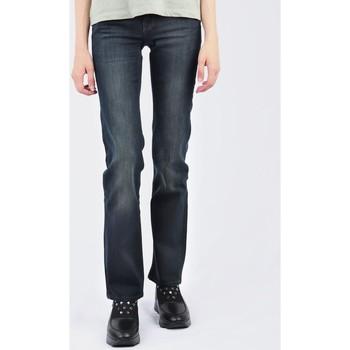 Oblačila Ženske Jeans straight Lee Lynn Straight L333EHBP navy