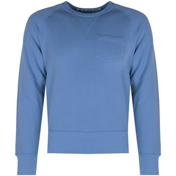 Oblačila Moški Puloverji Champion  Modra