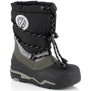 Čevlji  Otroci Škornji za sneg Kimberfeel OURAGAN2 Noir