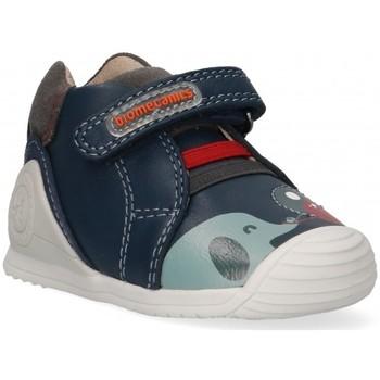 Čevlji  Dečki Nizke superge Biomecanics 57348 Modra