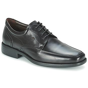 Čevlji  Moški Čevlji Derby Fluchos RAPHAEL Črna