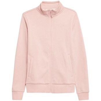 Oblačila Ženske Puloverji 4F BLD351 Roza