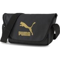 Torbice Naramna torba Puma Messenger Črna