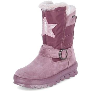 Čevlji  Otroci Škornji za sneg Superfit Flavia Roza