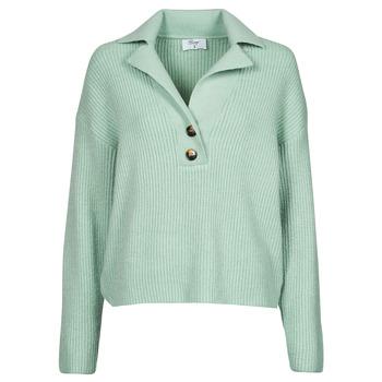 Oblačila Ženske Puloverji Betty London PATRICIA Zelena