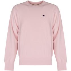 Oblačila Moški Puloverji Champion  Rožnata