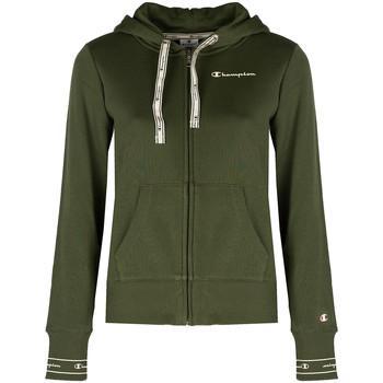 Oblačila Ženske Puloverji Champion  Zelena