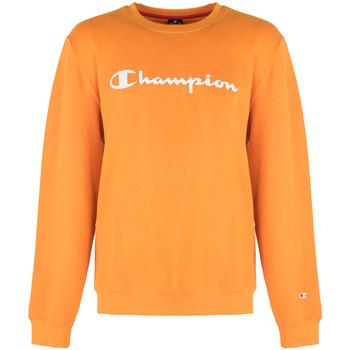 Oblačila Moški Puloverji Champion  Oranžna