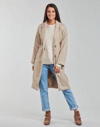 Oblačila Ženske Plašči Betty London PIXIE Bež