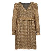 Oblačila Ženske Kratke obleke Betty London PIXONE Kostanjeva