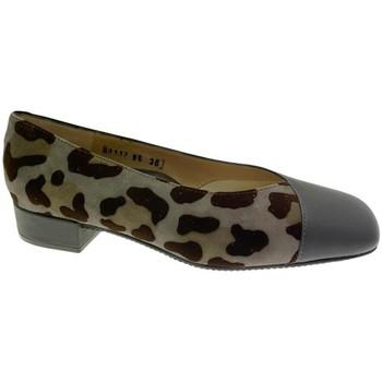 Čevlji  Ženske Balerinke Calzaturificio Loren LOA1117 grigio