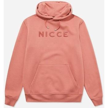 Oblačila Moški Puloverji Nicce London Sweatshirt à capuche  Mercury orange corail