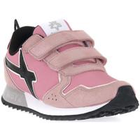 Čevlji  Deklice Modne superge W6yz 0M03 JET VL J GLITTER ROSE Rosa