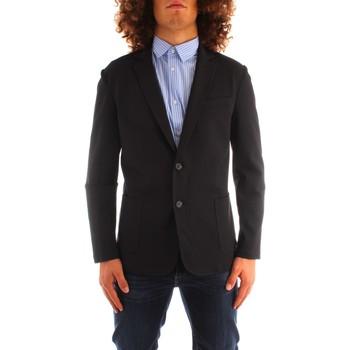 Oblačila Moški Jakne & Blazerji Trussardi 52H00029 1T005378 BLACK