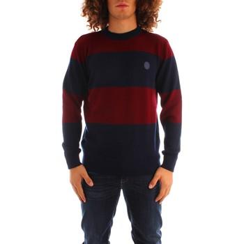 Oblačila Moški Puloverji Trussardi 52M00522 0F000694 NAVY BLUE