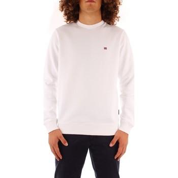 Oblačila Moški Puloverji Napapijri NP0A4FQW0021 WHITE